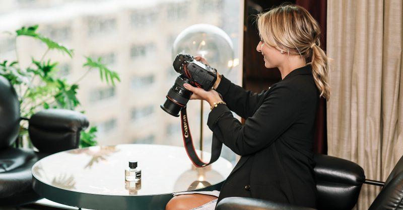 Vass Kommunikation erbjuder utbildning inom photoshop och fotografering som en del av Vass Akademi