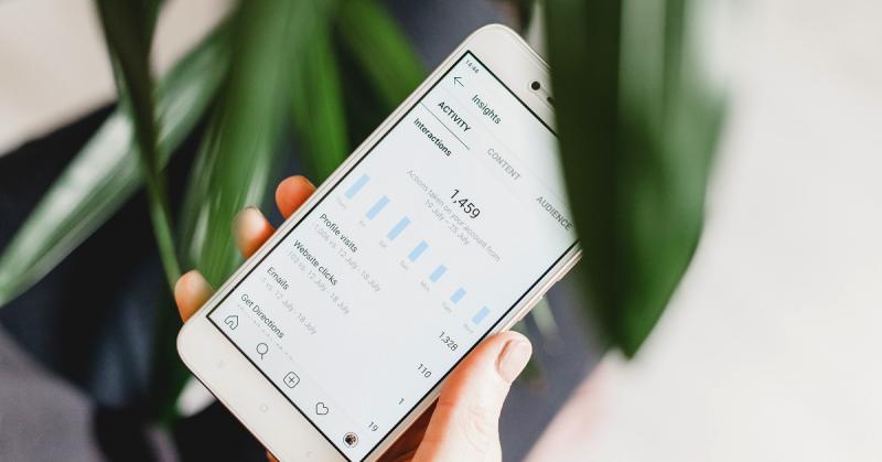 Vass Kommunikation guide om engagemang på Instagram